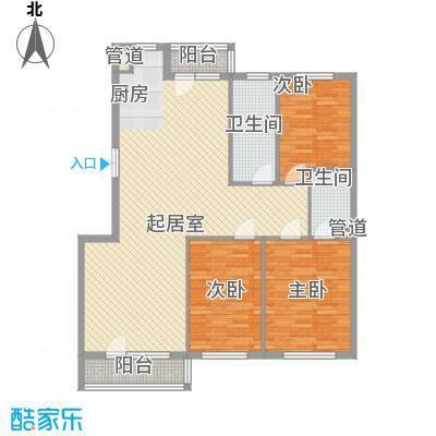 青果公寓142.75㎡青果公寓户型图户型图3室2厅1卫1厨户型3室2厅1卫1厨