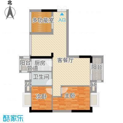 汇景盛世东方户型图盛世东方 3室 户型图 3室2厅1卫1厨