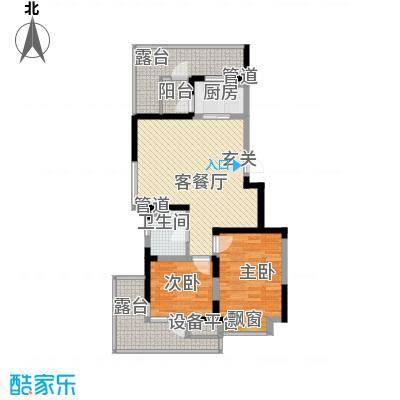 U-WORLD优品天地79.62㎡U-WORLD优品天地户型图B-1户型2室2厅1卫1厨户型2室2厅1卫1厨