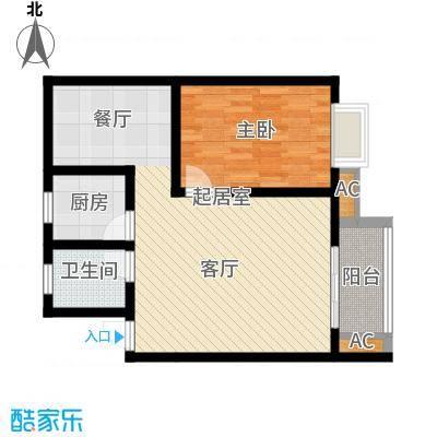 篁村社区文化活动中心篁村社区文化活动中心1室2厅1卫户型1室2厅1卫