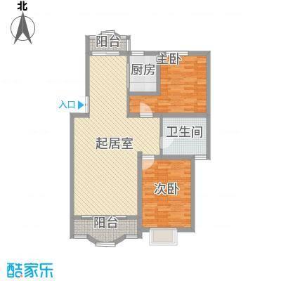 亚都名苑亚都名苑户型图2室2厅1卫户型10室