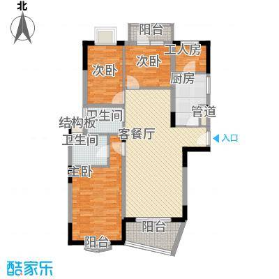 万科温馨家园深圳万科温馨家园户型图3户型10室