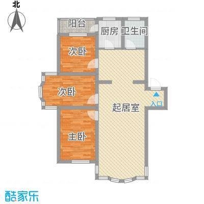 柳湖绿园柳湖绿园户型图3室2厅1卫户型10室