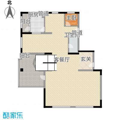 东泰花园荣华苑105.00㎡东泰花园荣华苑1室户型1室