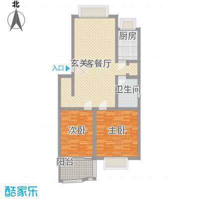 康和苑112.60㎡康和苑户型图221112.62室2厅1卫1厨户型2室2厅1卫1厨