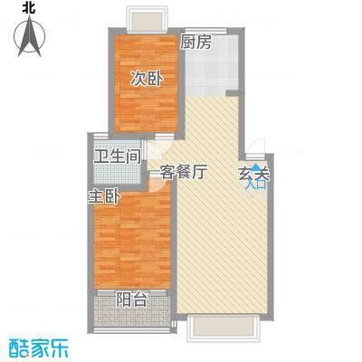 康和苑91.80㎡康和苑户型图22191.82室2厅1卫1厨户型2室2厅1卫1厨