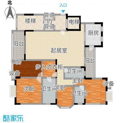 凯旋城艾丽舍137.00㎡凯旋城艾丽舍3室户型3室