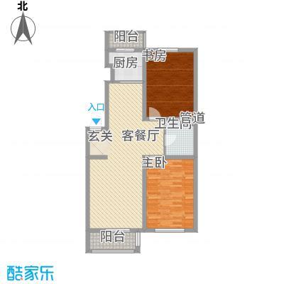 嘉榆新城110.00㎡嘉榆新城户型图户型图63室1厅1卫户型3室1厅1卫