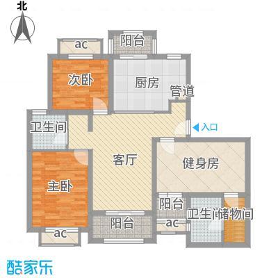南郊新公馆128.17㎡南郊新公馆户型图户型图3室2厅2卫户型3室2厅2卫