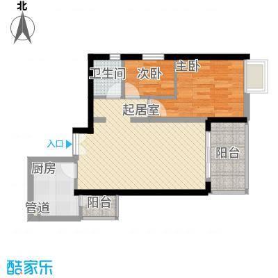 现代城华庭现代城华庭户型10室