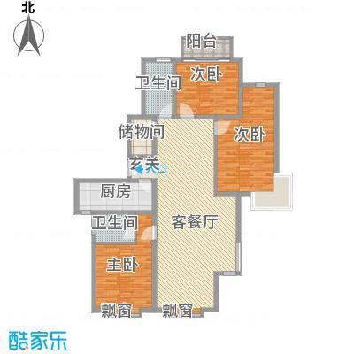 上海 永业仁德坊 户型图