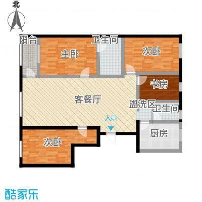 金水湾金水湾户型图户型图4室2厅2卫1厨户型4室2厅2卫1厨