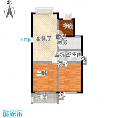 金水湾金水湾户型图户型图3室2厅1卫1厨户型3室2厅1卫1厨