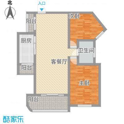 上海莘城113.90㎡上海上海莘城户型10室