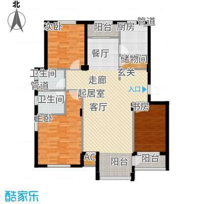 保利花园第五季保利花园第五季户型图D-Ac户型3室2厅2卫户型3室2厅2卫