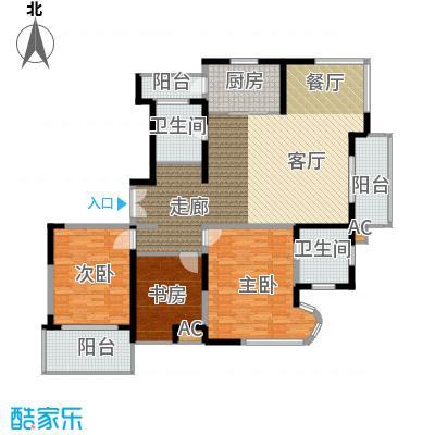 新时代富嘉花园新时代富嘉花园户型图24#C型户型图3室2厅2卫1厨户型3室2厅2卫1厨
