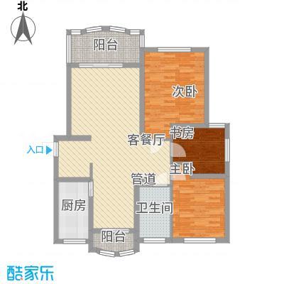 欧洲豪庭114.60㎡欧洲豪庭户型图3室2厅1卫1厨户型10室
