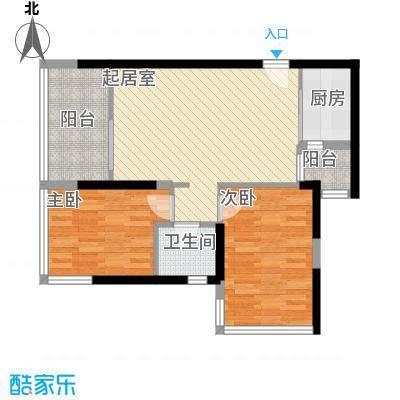 招商城市主场小区招商城市主场小区户型图深圳招商城市主场户型图32室2厅1卫1厨户型2室2厅1卫1厨