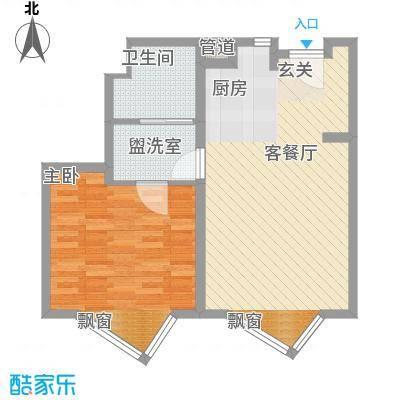 静安紫苑78.45㎡上海静安紫苑户型图户型10室