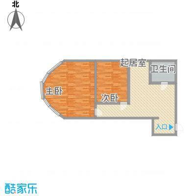 邻蠡中心邻蠡中心户型图D户型112平米2室2厅1卫1厨户型2室2厅1卫1厨