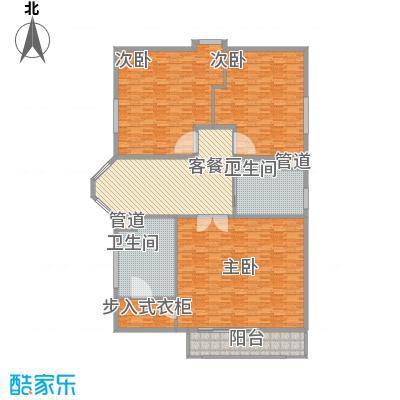 圣美邸288.06㎡圣美邸户型图复式2二层6室3厅5卫1厨户型6室3厅5卫1厨
