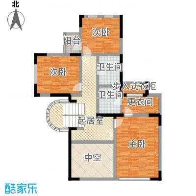 松山小区75.00㎡松山小区2室户型2室