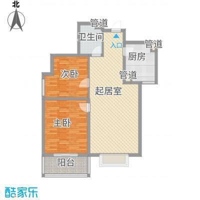 北美家园二期109.00㎡北美家园二期6室户型6室