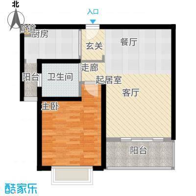 明中龙祥家园上海明中龙祥家园A型户型10室