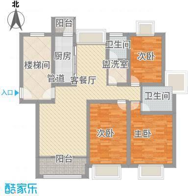 上海花园别墅上海花园别墅三室户型10室