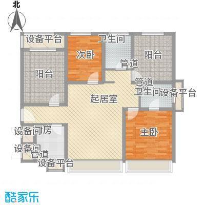 兴丰社区兴丰社区户型图333室1厅1卫1厨户型3室1厅1卫1厨
