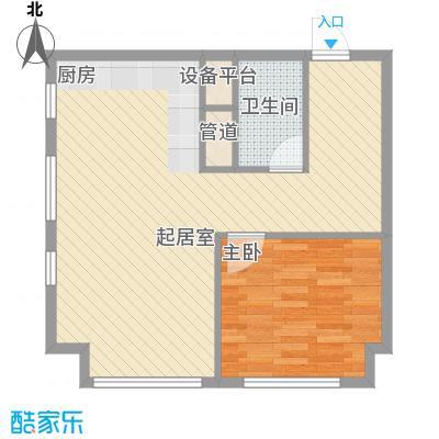 营盘小区64.00㎡营盘小区2室户型2室