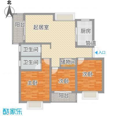 海德名园别墅海德名园别墅户型图上海海德名园户型图3室2厅1卫1厨户型3室2厅1卫1厨