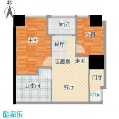 佳兆业中心佳兆业中心户型图14户型10室