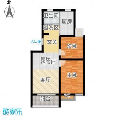 金水湾金水湾户型图户型图2室2厅1卫1厨户型2室2厅1卫1厨