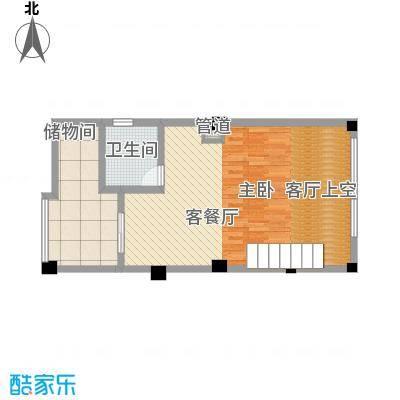 欧之韵欧之韵户型图户型图1室1厅1卫1厨户型1室1厅1卫1厨
