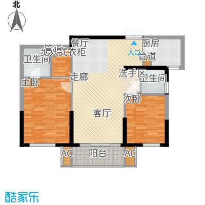 万科四季花城・中央公园145.00㎡万科四季花城・中央公园3室户型3室