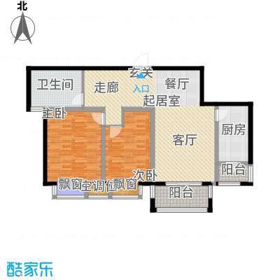 上海 好世鹿鸣苑 户型图