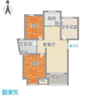 双佳翠庭上海金鹤新城双佳翠庭户型10室