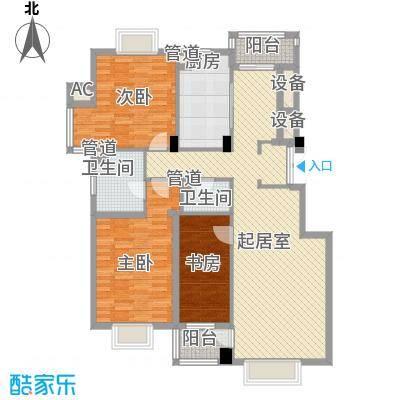 美林逸墅144.91㎡美林逸墅户型图A-2~11户型3室2厅2卫户型3室2厅2卫