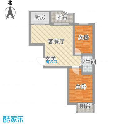 吴淞新村67.00㎡吴淞新村户型图户型图2室2厅1卫1厨户型2室2厅1卫1厨