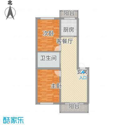 上园教师楼上园教师楼户型图1217668299094_0002室1厅1卫1厨户型2室1厅1卫1厨
