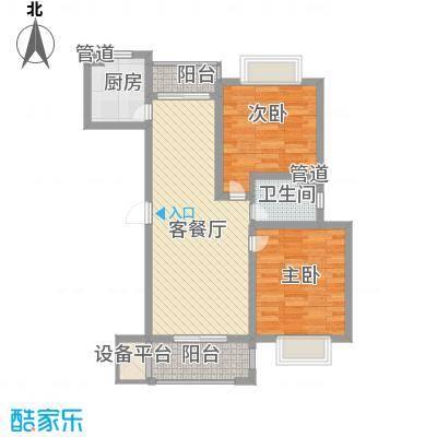 中锐山水映象90.82㎡中锐山水映象户型图户型图2室2厅1卫1厨户型2室2厅1卫1厨