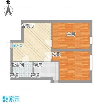 千缘爱在城千缘爱在城户型图公寓4户型户型10室