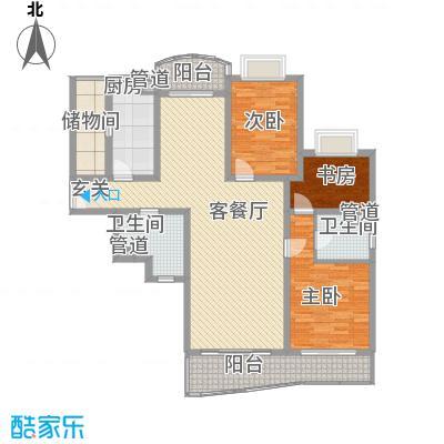 虹桥乐庭铂晶馆上海虹桥乐庭铂晶馆3室户型3室