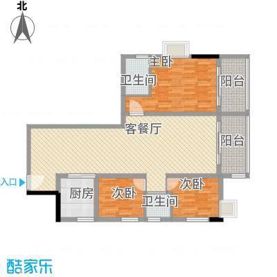 上海 茂名坊 户型图