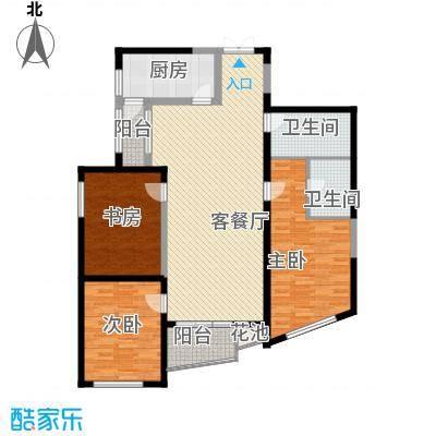 未来城163.76㎡未来城户型图AB户型3室2厅2卫户型3室2厅2卫