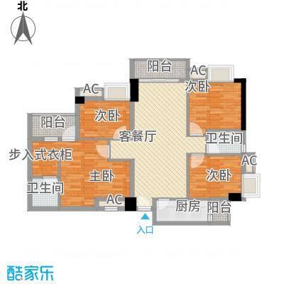 公园・上座118.62㎡公园・上座户型图东苑花园4室户型图4室2厅2卫1厨户型4室2厅2卫1厨