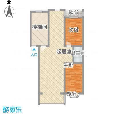浅草绿阁三期110.00㎡浅草绿阁三期郦水枫霖4室户型4室