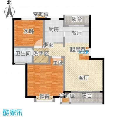 桃浦二村桃浦二村户型图2室2厅1卫1厨户型10室