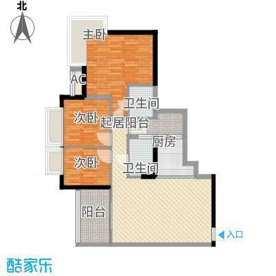阳光城市家园深圳阳光城市家园户型图12户型10室